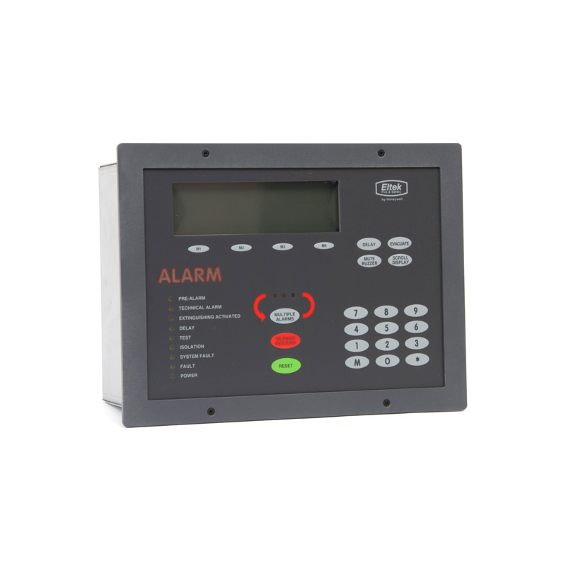 alarm panel eltek fire