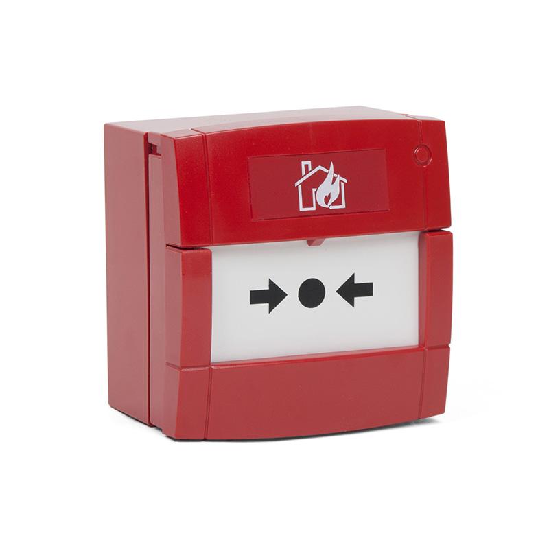 Manual call point eltek fire